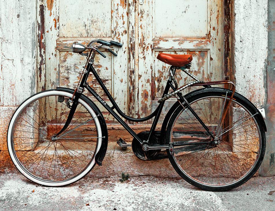 Photograph Bike by Rafał K. on 500px