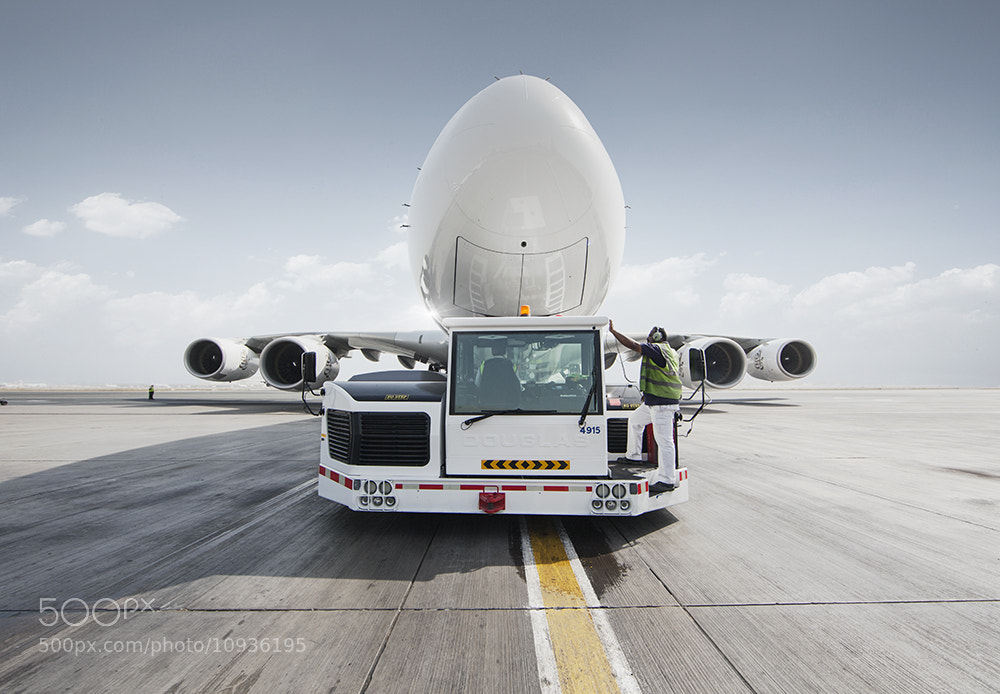 Photograph A380 by Alisdair Miller on 500px