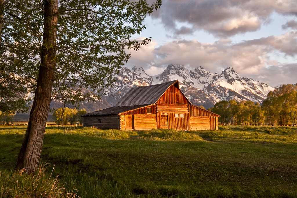 Photograph Teton Grandeur by Andrew Curtis on 500px