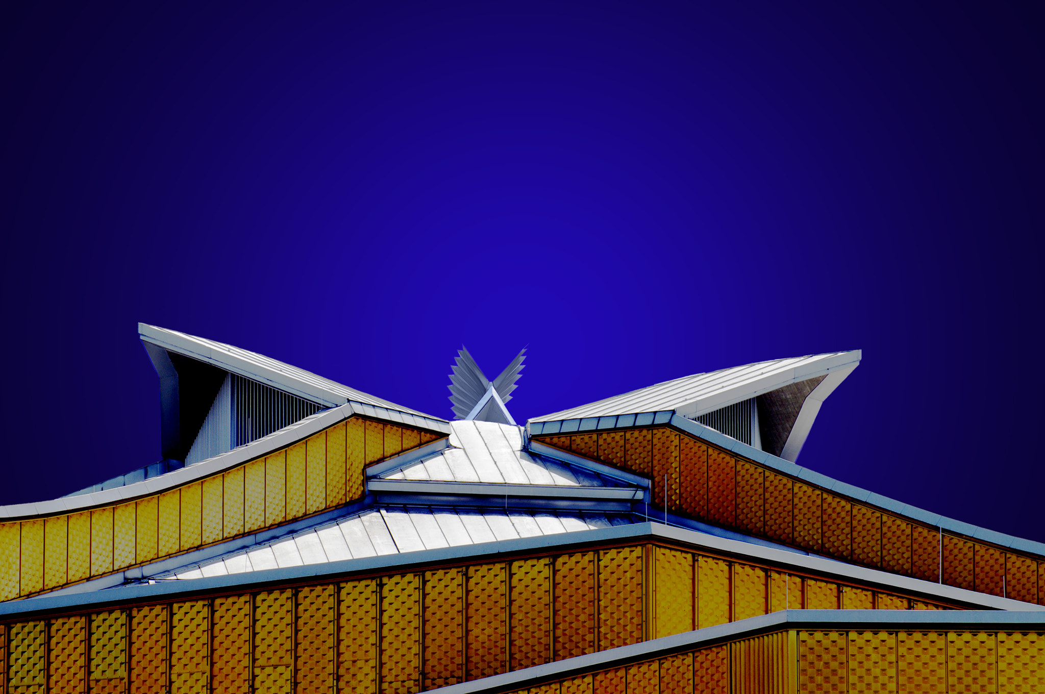 Photograph Philharmonie by Michael Köster on 500px