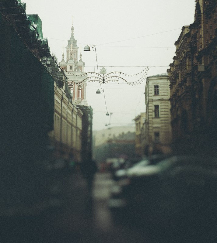 Photograph Moscow by Poppy Green on 500px