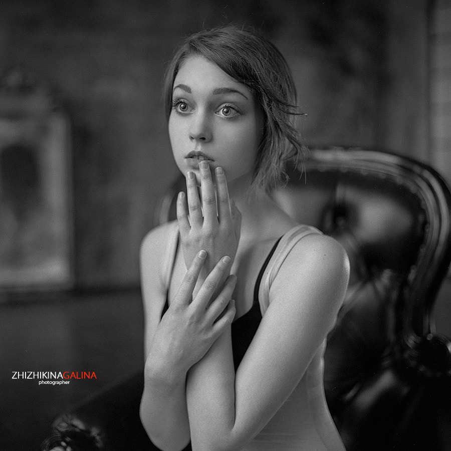 Olga by Galina Zhizhikina on 500px.com