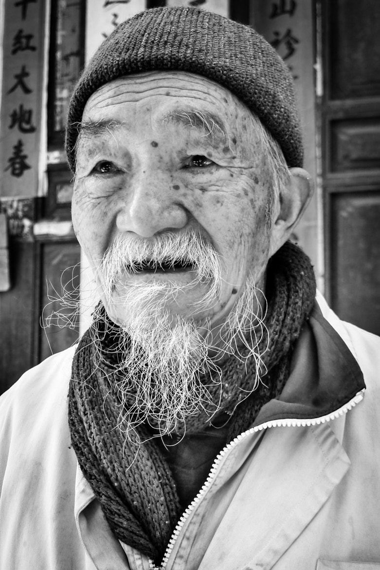 Photograph Dr. Ho of Baisha by Ricky S on 500px