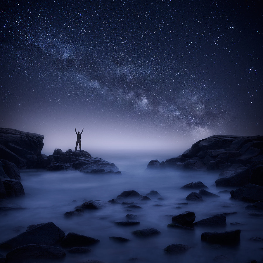 Midnight Blue by Patrick Zephyr Photography