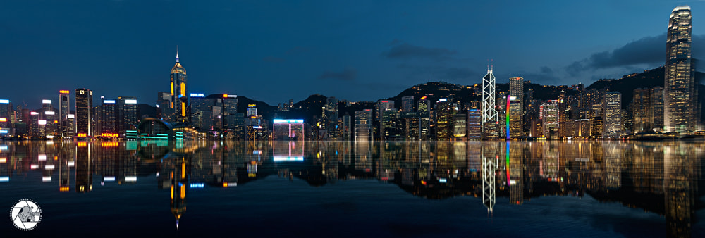 Photograph HK Victoria Harbour by Giovanni Mirabueno on 500px