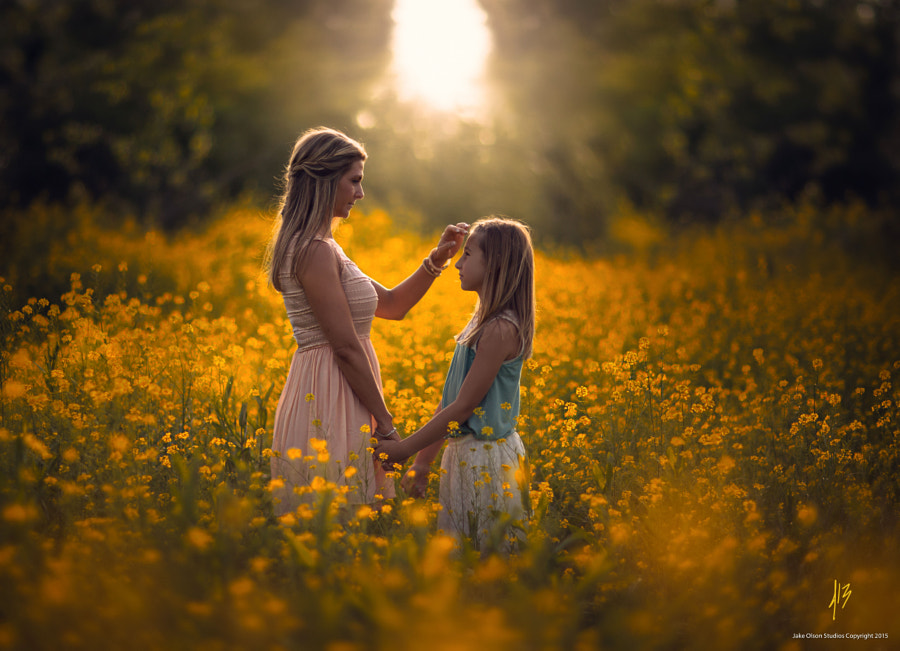 Photograph A Mother's Love by Jake Olson Studios on 500px