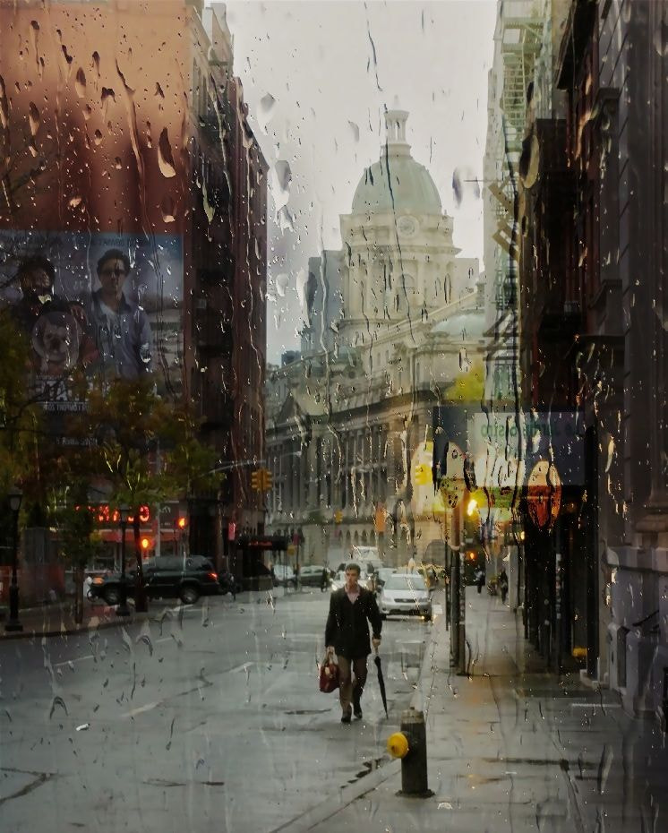 Photograph In the city in the rain by Carla Mascaro on 500px