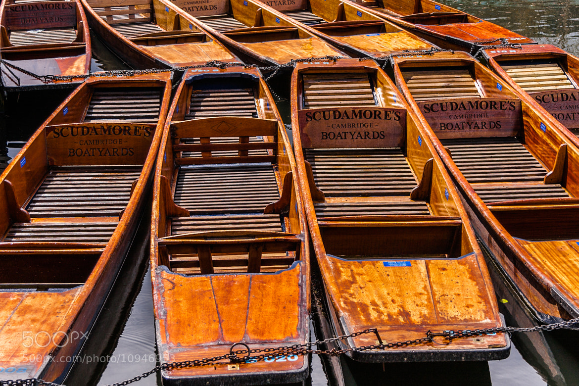 Photograph Punts by David Asch on 500px