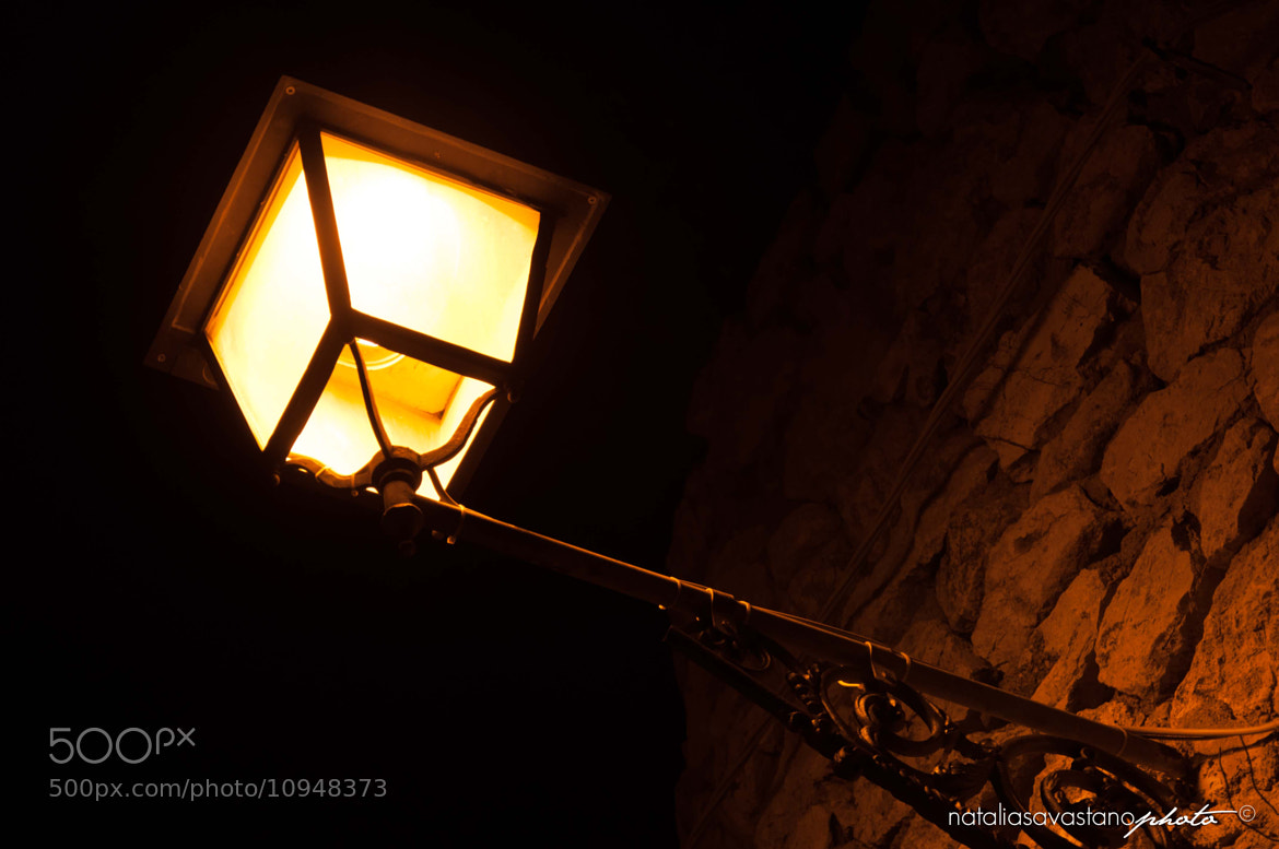 Photograph Light in the night by Natalia Savastano on 500px
