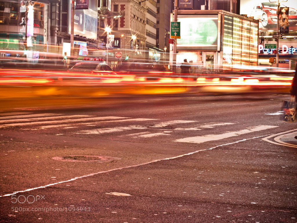 Photograph taxis, nyc by Pamela Ross on 500px