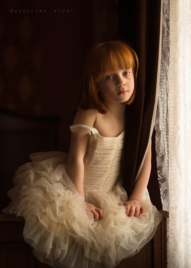 Photograph Amelie by Magdalena Berny on 500px