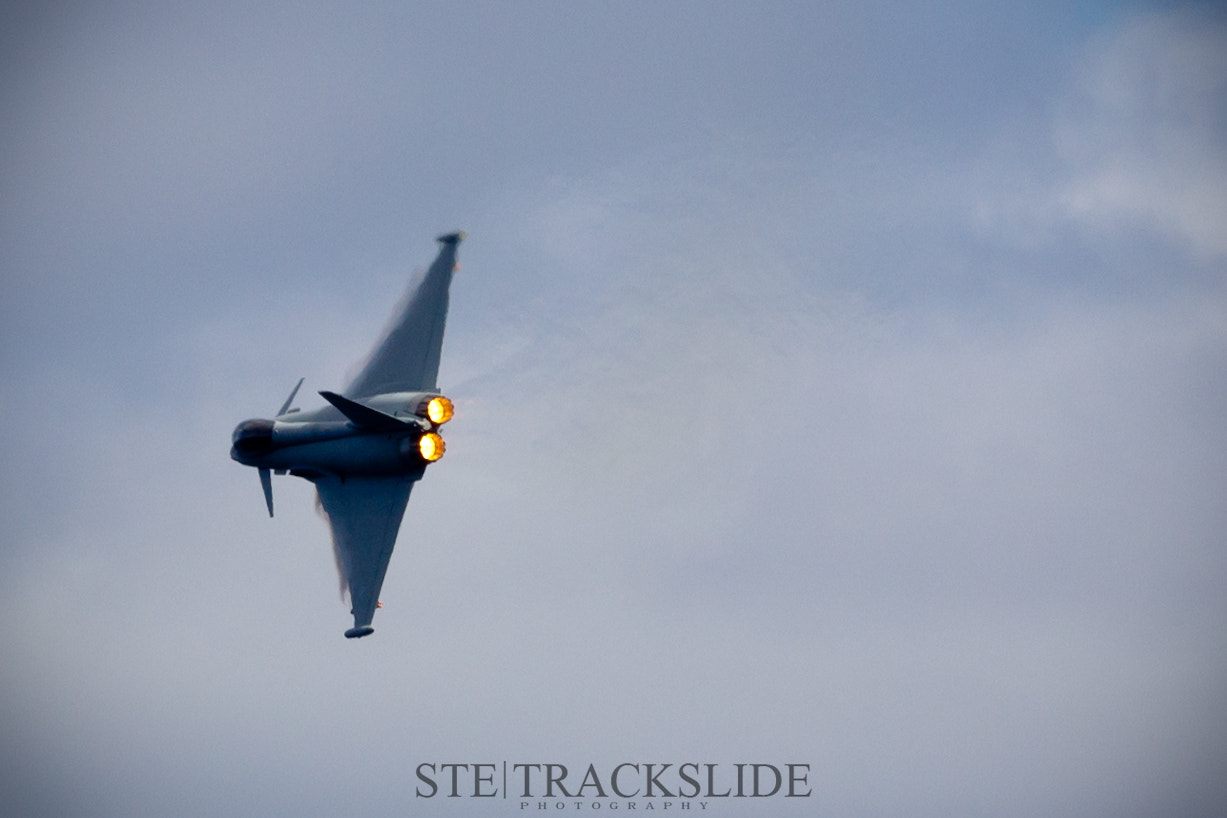 Photograph Eurofighter Typhoon by Ste Trackslide on 500px