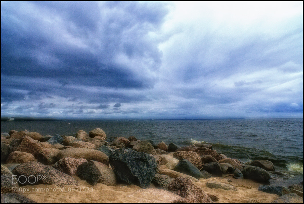 "Photograph ""Gulf of Finland""  (limited edition fine art prints available) by Key GROSS (Konstantin Smirnov) on 500px"