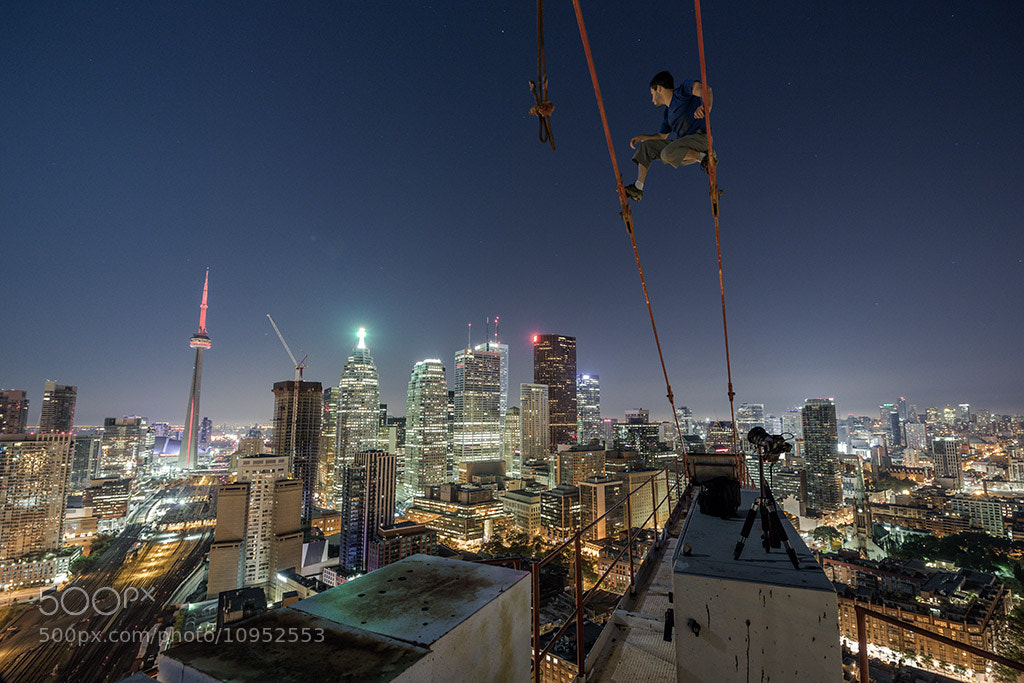 Photograph Between the lines by Roof Topper on 500px
