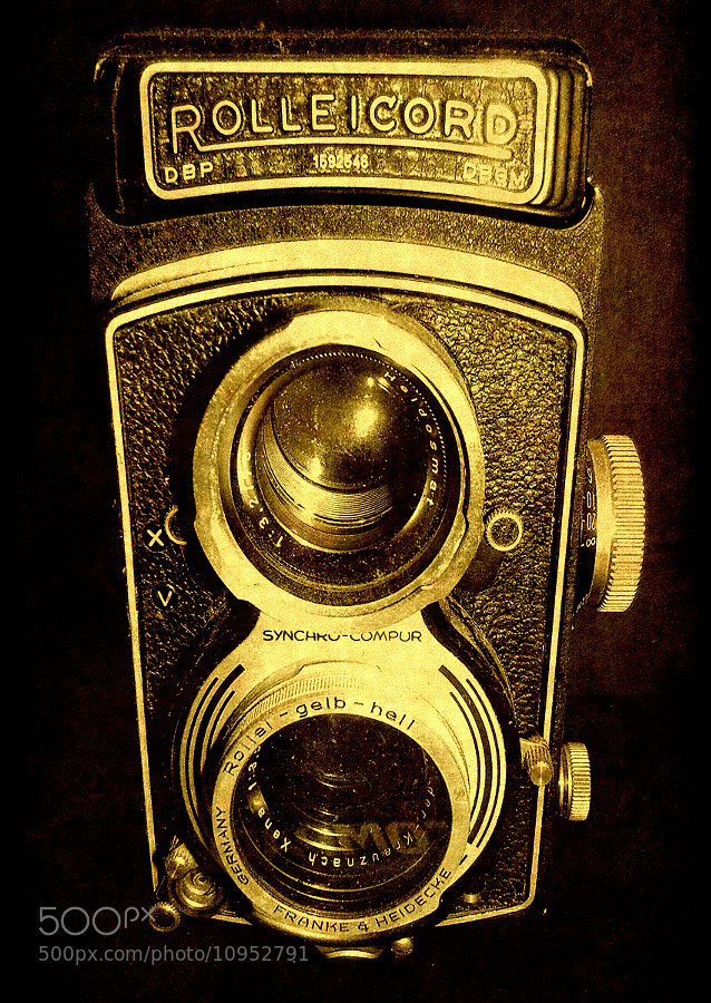 Photograph Old School by DMarie Becker on 500px