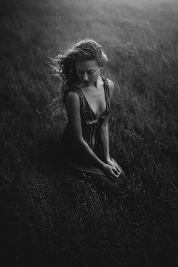 Hannah by TJ Drysdale on 500px.com