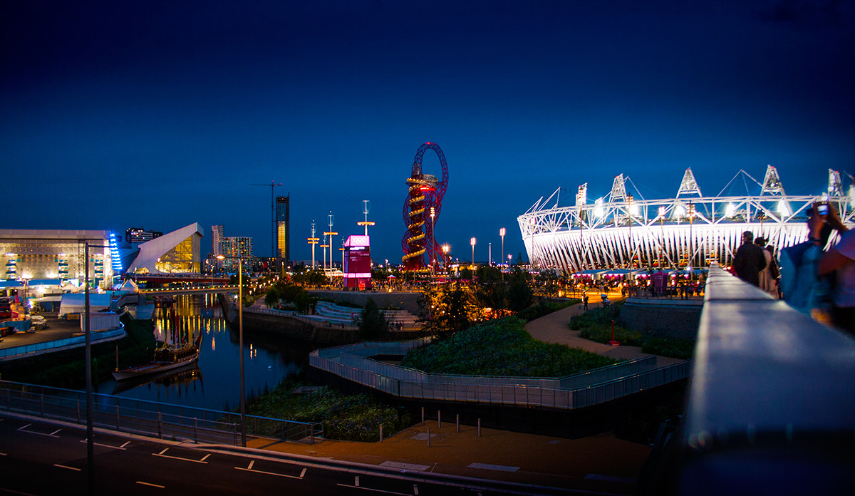 Photograph Olympic Park - London 2012 by Nimalan Tharmalingam on 500px
