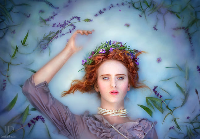 Ophelia's Garden (3) by Klassy Goldberg on 500px