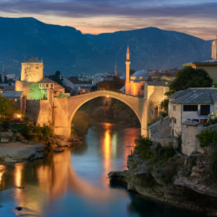 The Old City of Mostar