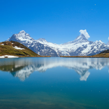 Bachalpsee in Switzerland