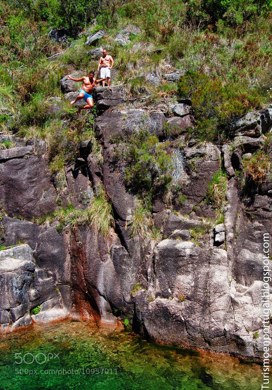 Photograph Volando en el Geres by Turismo EnPortugal on 500px