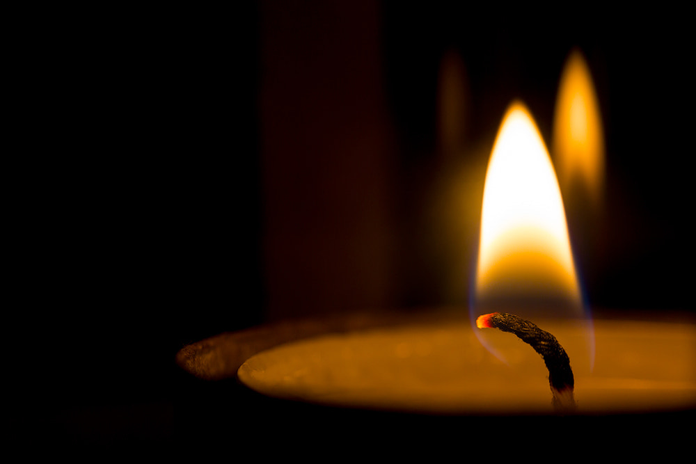 Photograph Candle by Falk Friederichs on 500px