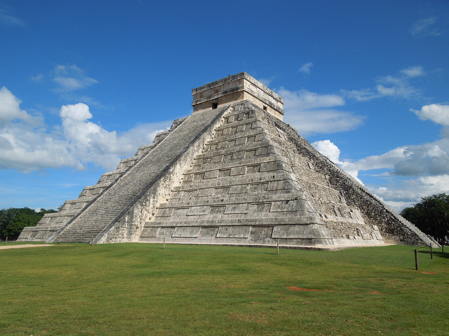 Photograph Chichen Itza by Scott Doxey on 500px