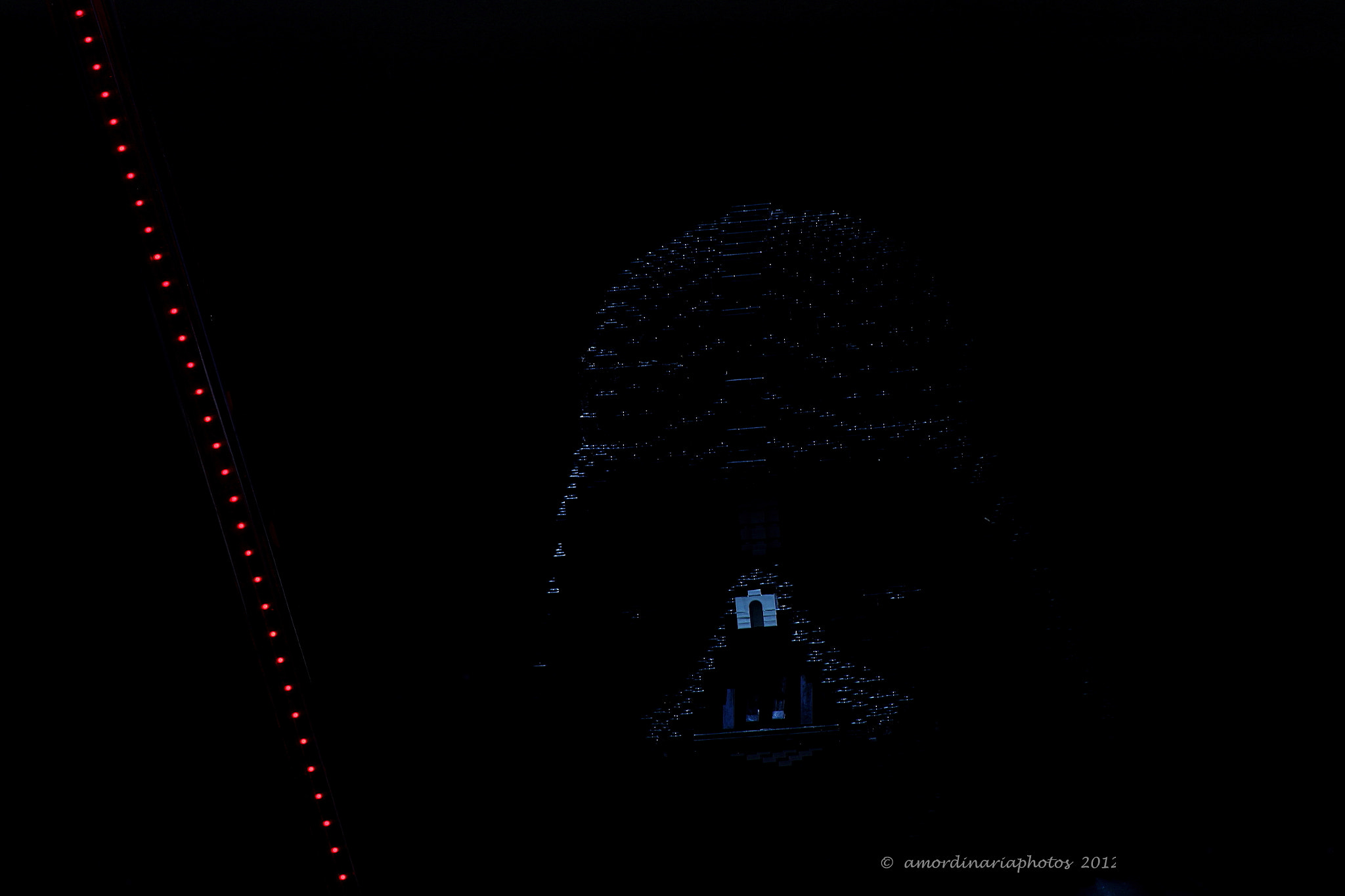 Photograph Darth In The Dark by Anthony Ordinaria on 500px