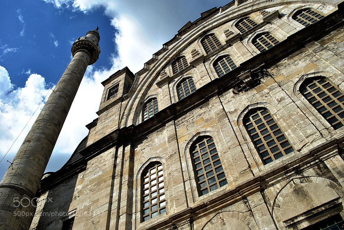 Photograph Üsküdar Ayazma Mosque  by Alexandra Serbovsky on 500px