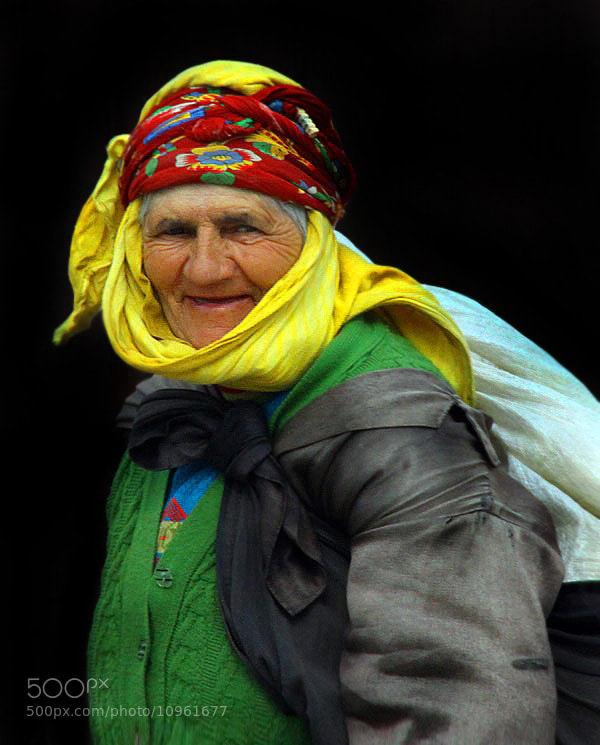 Photograph Grandmother by Ayhan Bursa on 500px