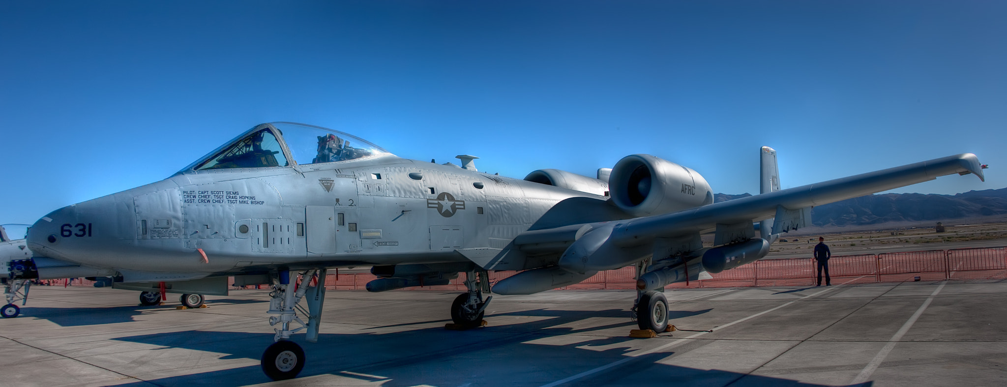 Photograph A-10 Thunderbolt (Warthog) by Brad Denny on 500px