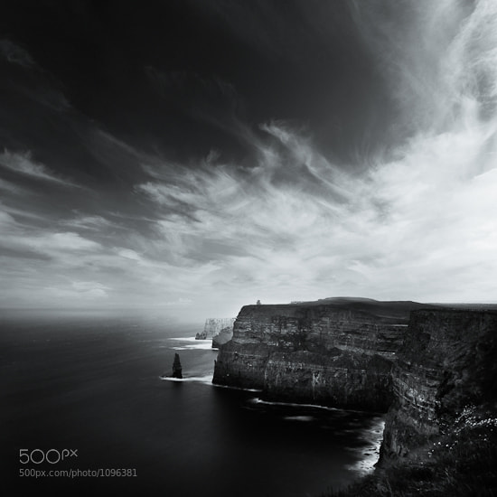 Photograph cliffs of moher by Zoltan Bekefy on 500px