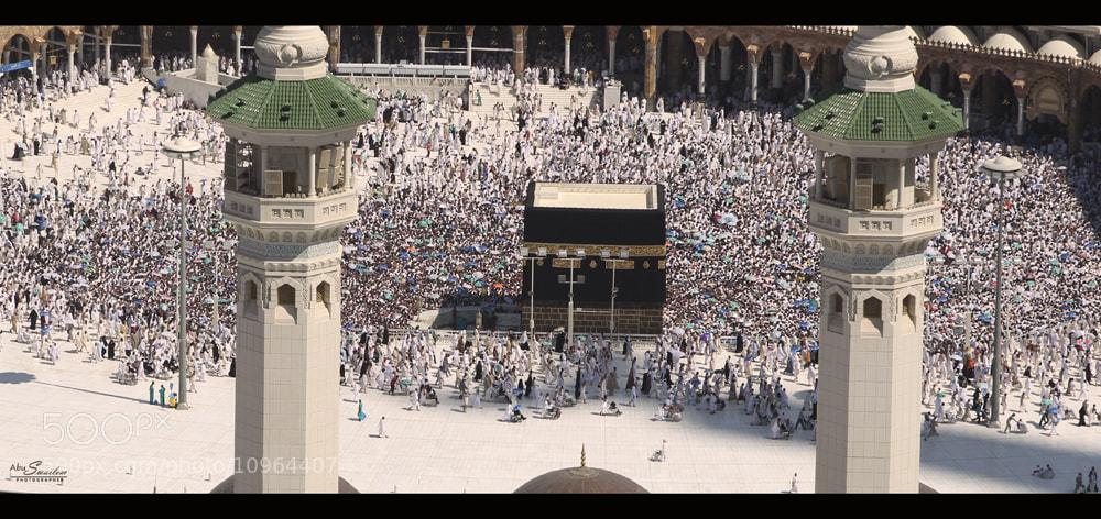 Photograph Makkah by Abu  Swailem on 500px