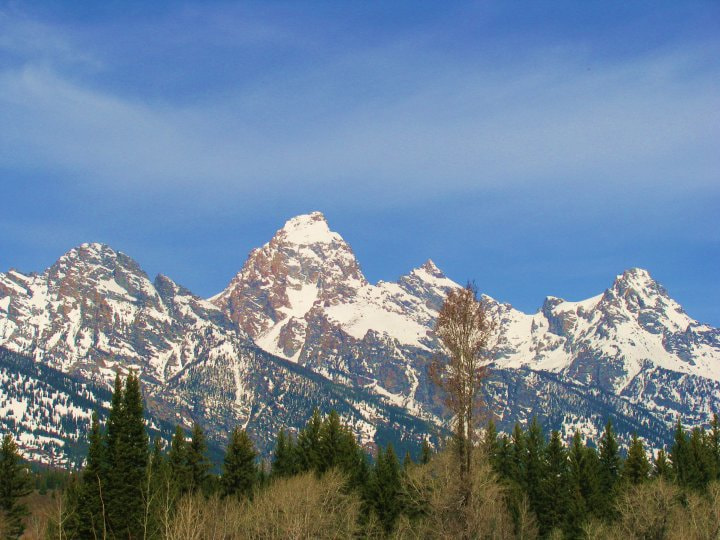 Photograph Tetons by Adrian Parris on 500px