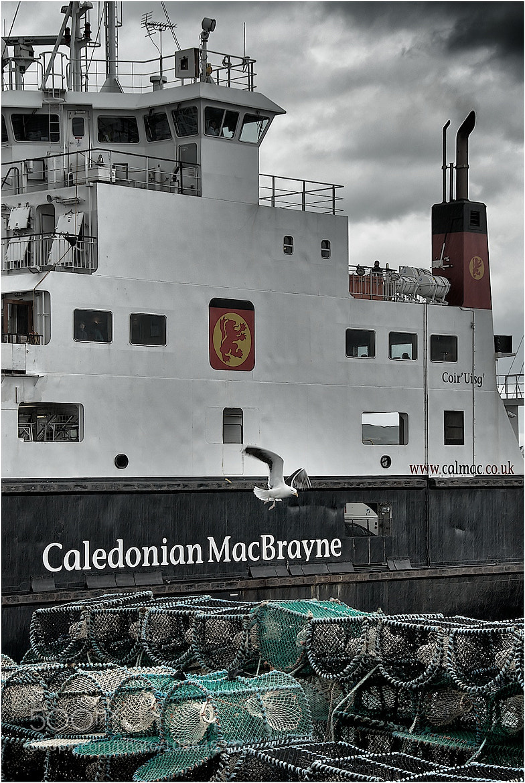 Photograph Skye Ferry by John Barker on 500px