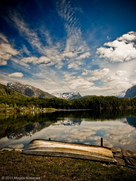 Photograph Norge by Magda Nowacka on 500px