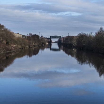 Manchester Ship Canal, Moore, Warrington
