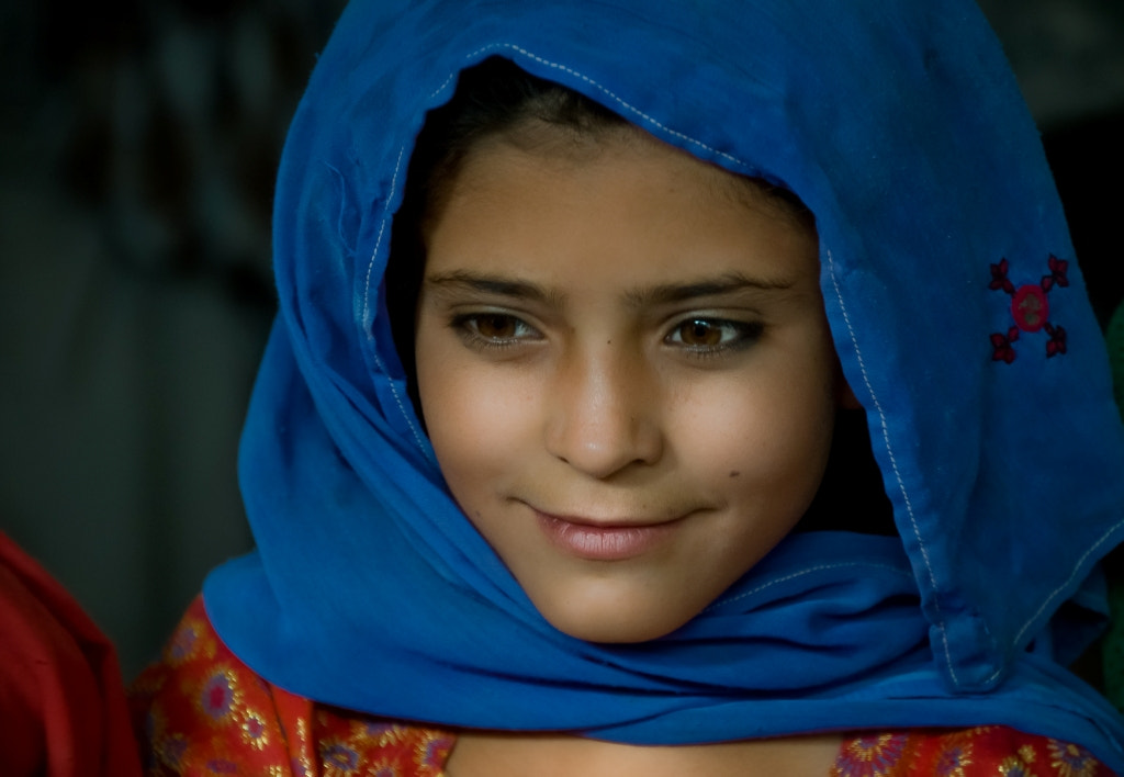 Photograph The Village Girl by Poppi Robles on 500px