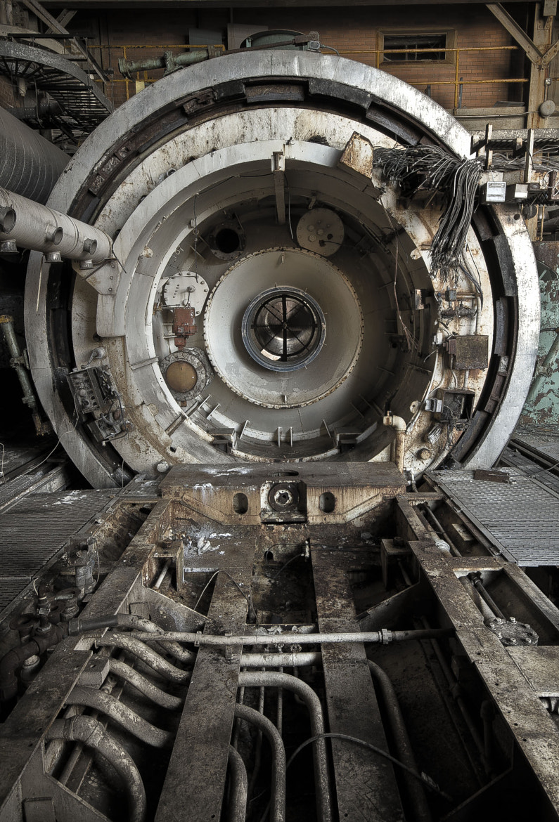 Photograph **JET TEST LAB** by Rich Zoeller on 500px
