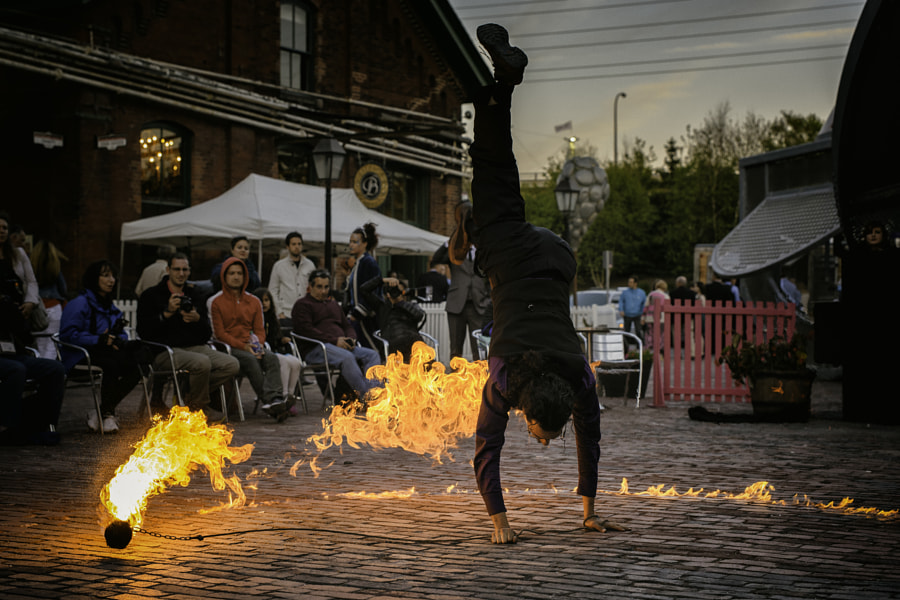 Photograph Fire Performance 1 by cameraface on 500px
