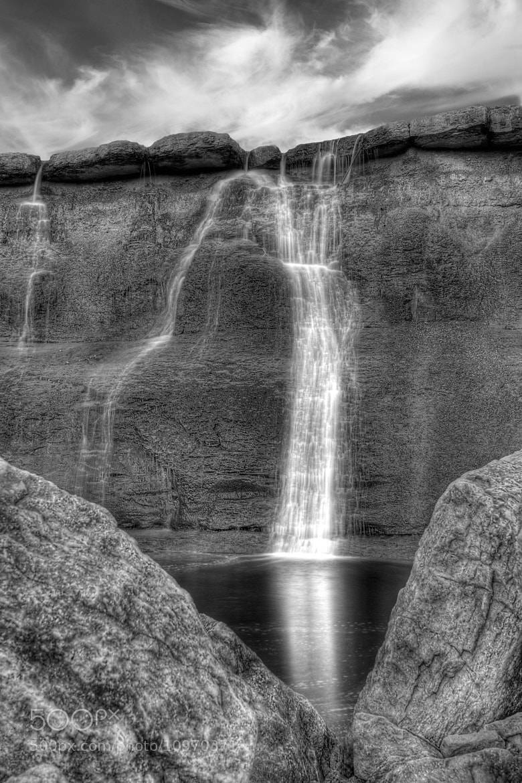 Photograph Winter Falls by Ryan Heffron on 500px