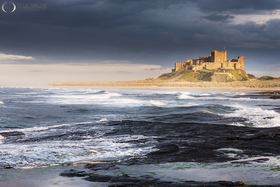 Photograph Bamburgh Castle by Ollie Taylor on 500px