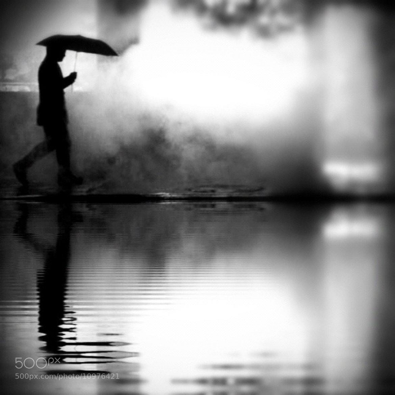 Photograph Rain man by lydia davison whitcomb on 500px