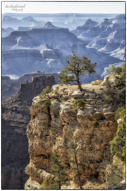 Photograph Grand Canyon II by Kai Buddensiek on 500px