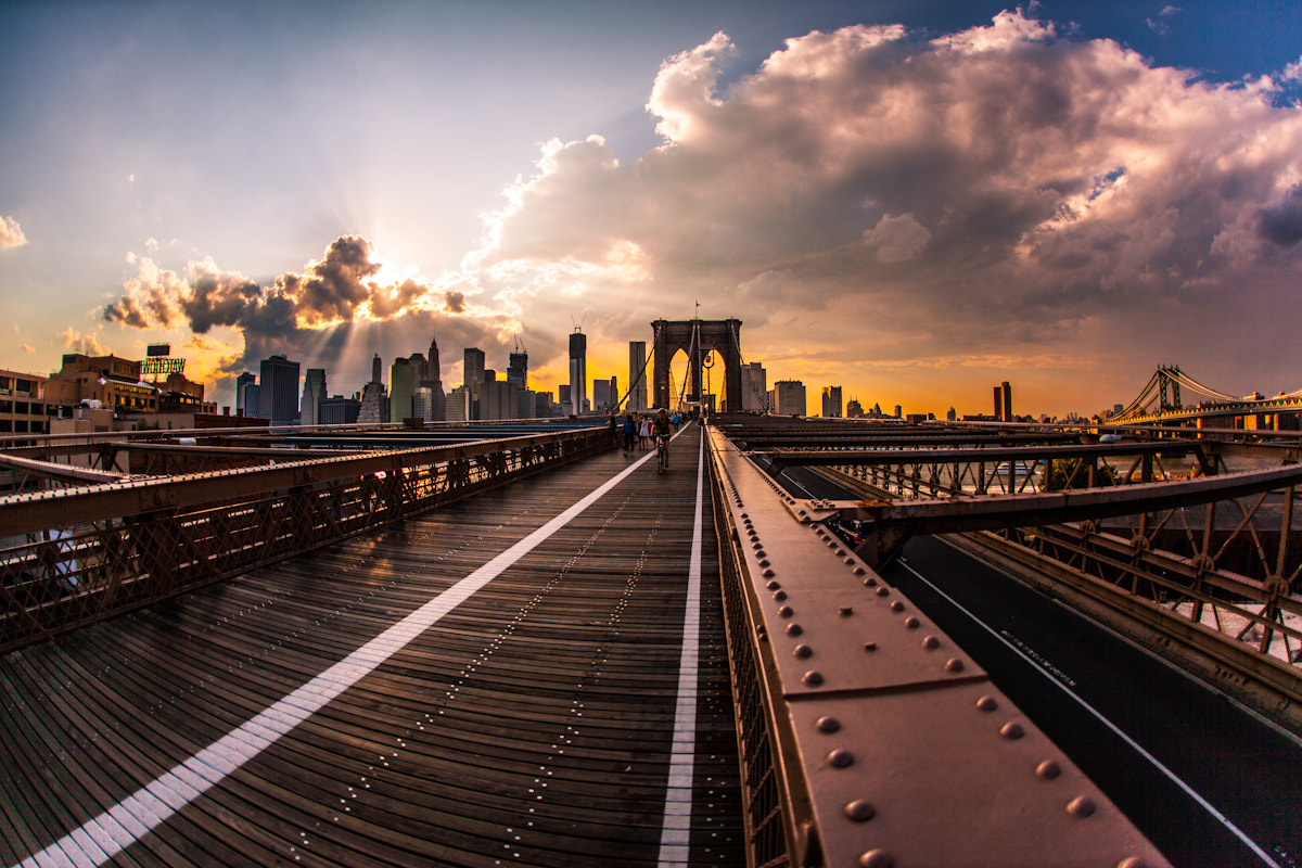 Photograph Brooklyn Bridge by Neil Britto on 500px
