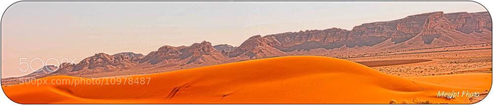 Photograph Saudi Arabia, Red sand.... by John Tajan on 500px