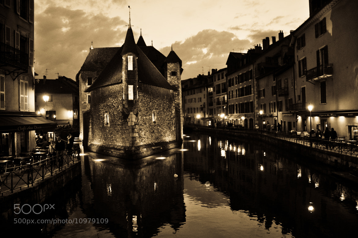 Photograph Annecy by Firoz  Bharucha on 500px