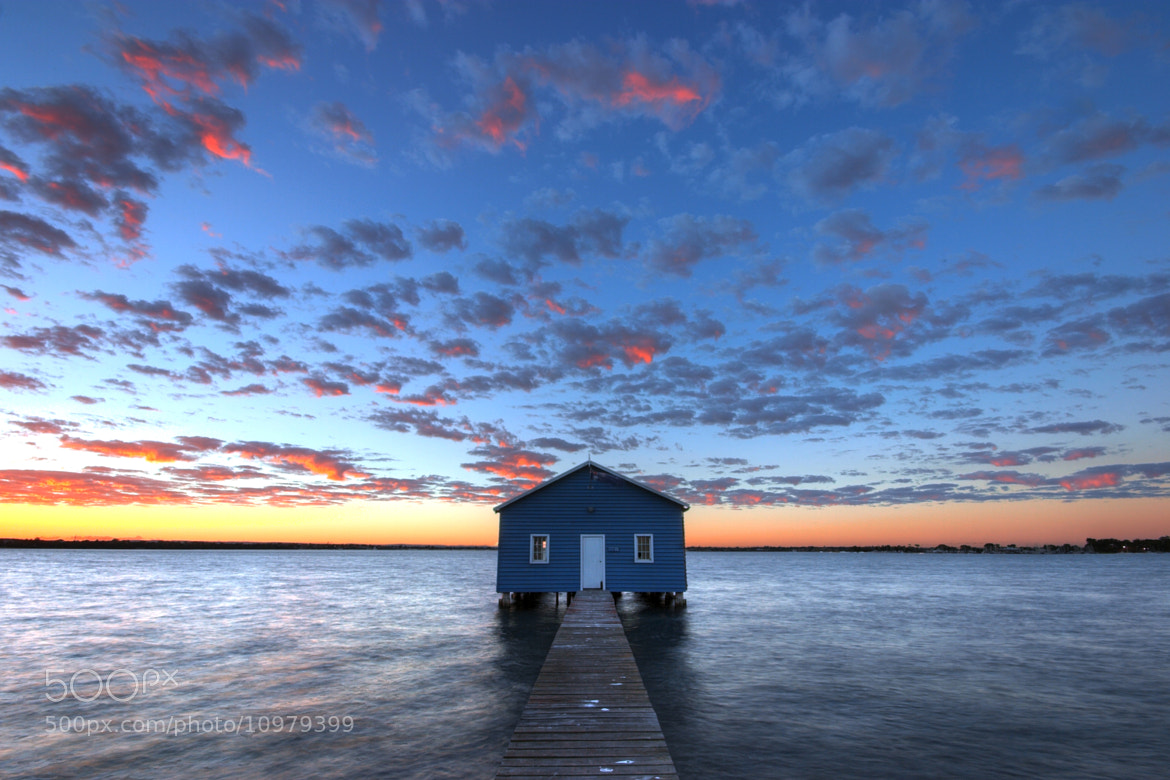 Photograph Crawley Boat House by Craig Taylor on 500px