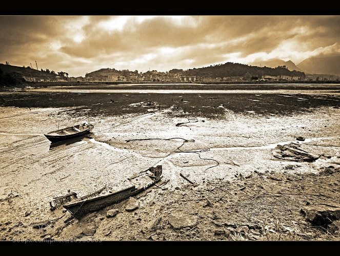 Photograph Low tide by Botond Horváth on 500px