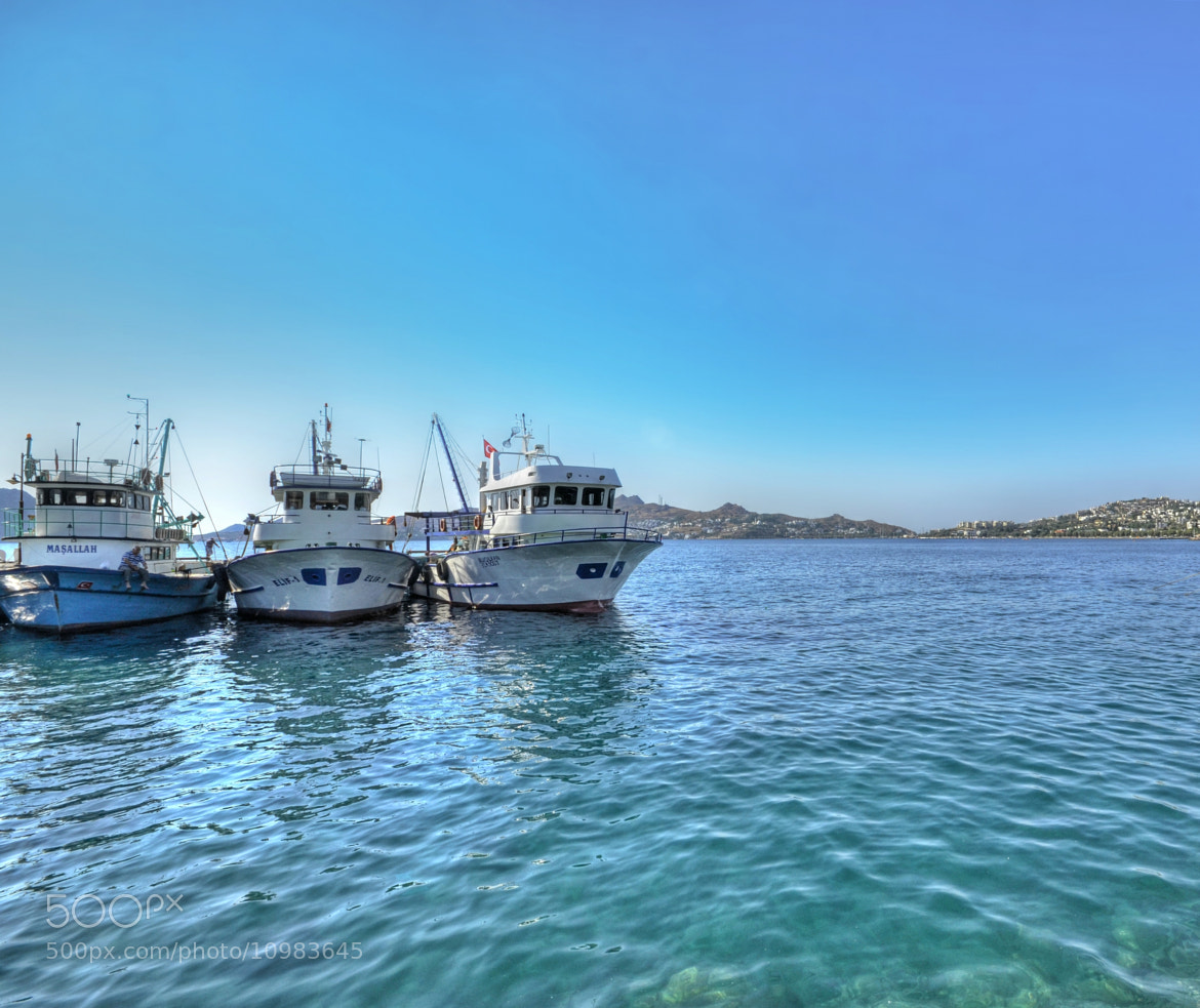Photograph Three  / HDR - Bodrum by Dx VxN on 500px
